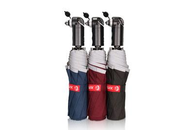 商务礼品定制-敲击式汽车安全伞