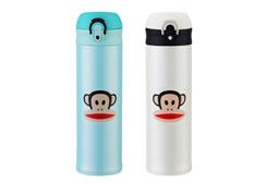 大嘴猴保温杯商务礼品-2016猴年礼品500ml