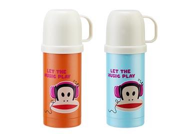 大嘴猴保温杯商务礼品2-2016猴年礼品350ml