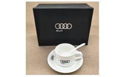 汽车礼品--三件套咖啡杯礼品奥迪汽车定制