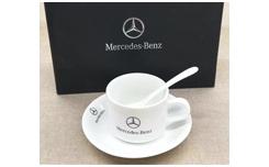汽车礼品--三件套咖啡杯礼品奔驰汽车定制