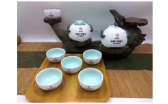 茶具礼品定制--工商银行定制
