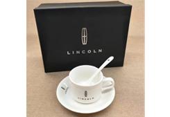汽车礼品--三件套咖啡杯礼品林肯汽车定制
