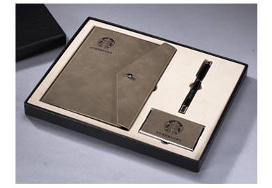 商务礼品-2019年精品礼盒套装三件套