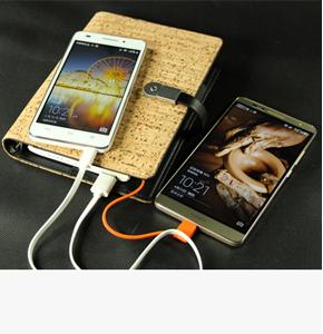 5000毫安移动电源+8g的U盘商务笔记本