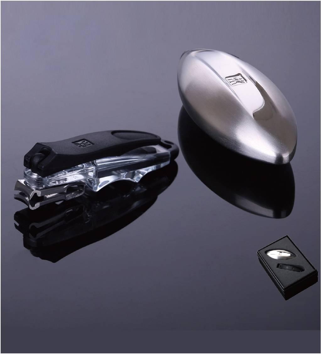 房地产活动礼品--双立人指甲钳+不锈钢去味皂两件套