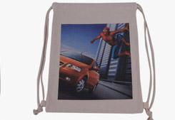 房地产促销礼品-帆布背包