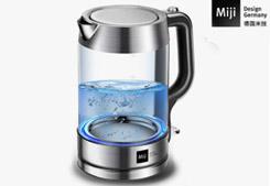 房地产认筹礼品--米技电热水壶