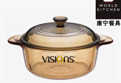 房地产交房礼品--美国康宁晶彩透明锅VS-12