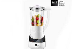 德国Miji米技微电脑触控料理机