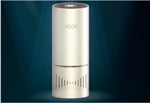 ikook空气净化器(圆柱形)