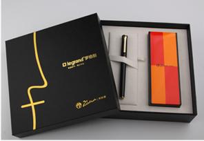 商务礼品定制-毕加索铱金墨水笔套装