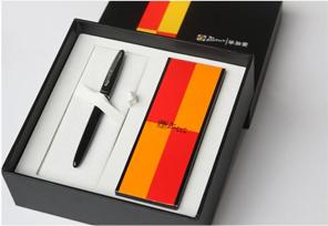 商务礼品定制-毕加索宝珠笔套盒