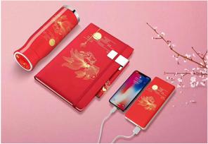 中国红商务礼品套装