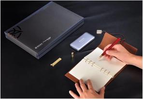 商务礼品定制 · 笔记本套装