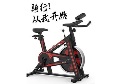 房地产营销礼品,交房礼品,抽奖礼品:硕琪SKN-531动感超静音单车