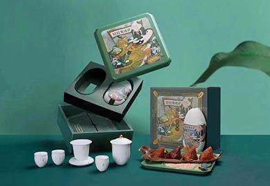 端午节礼品,端午节棕子礼盒,福利礼品