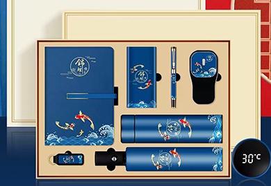 商务礼品,年会礼品-商务7件套礼盒,商务礼品